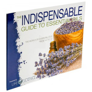 How to use essential oils book